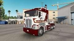 Skin Selman Brothers at tractor Kenworth K200 for American Truck Simulator