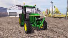 John Deere 6100 for Farming Simulator 2013