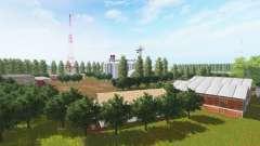 Fazenda Bacuri for Farming Simulator 2017
