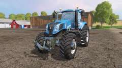 New Holland T8.320
