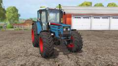 Eicher 2090 Turbo front loader for Farming Simulator 2015