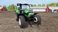 Deutz-Fahr Agrotron M 620 v1.1 for Farming Simulator 2015