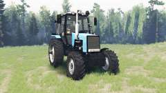 MTZ Belarus 1221.2 for Spin Tires