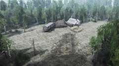 Forest work for MudRunner