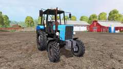 MTZ Belarus 82.1 v1.1.0.8 for Farming Simulator 2015