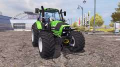 Deutz-Fahr Agrotron 6190 TTV v3.0 for Farming Simulator 2013