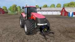 Case IH Magnum CVX 315 wide tires for Farming Simulator 2015