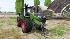 Fendt T Vario v2.0 for Farming Simulator 2017