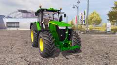 John Deere 7210R for Farming Simulator 2013