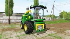 John Deere 8200i for Farming Simulator 2017