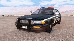 Gavril Grand Marshall NYPD v3.0 for BeamNG Drive