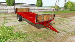 Transport trailer for Farming Simulator 2017