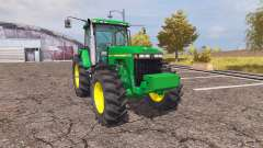 John Deere 8400 v2.0 for Farming Simulator 2013