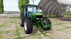 John Deere 6810 for Farming Simulator 2017