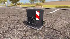 Front weight for Farming Simulator 2013