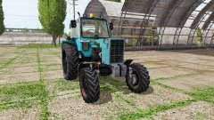 MTZ 82 Belarus v2.2 for Farming Simulator 2017