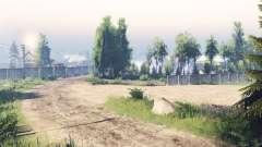Village for Spin Tires