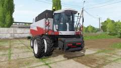 Akros 595 Plus for Farming Simulator 2017