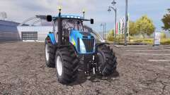 New Holland T8020 v2.0 for Farming Simulator 2013