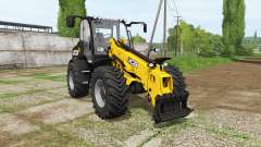 JCB TM320S beacons and toplights for Farming Simulator 2017