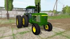 John Deere 4640 for Farming Simulator 2017