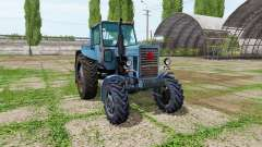 MTZ 82 Belarusian for Farming Simulator 2017