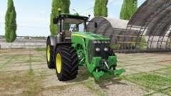 John Deere 8345R for Farming Simulator 2017