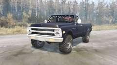 Chevrolet C10 for MudRunner