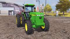 John Deere 4960 for Farming Simulator 2013