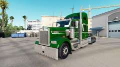 Skin Weed in the truck Kenworth W900