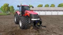 Case IH Magnum CVX 340 wide tires for Farming Simulator 2015