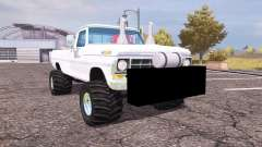 Ford F-100 1972 highboy for Farming Simulator 2013