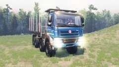 Tatra Phoenix T 158 8x8 v11.1 for Spin Tires