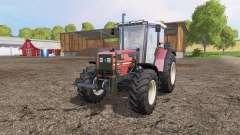 Same Explorer 90 front loader for Farming Simulator 2015