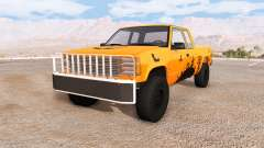 Gavril D-Series spookie halloween v0.2 for BeamNG Drive