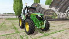 John Deere 6115M for Farming Simulator 2017