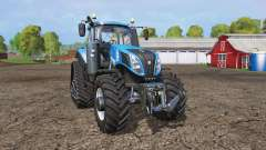 New Holland T8.435 SmartTrax for Farming Simulator 2015