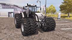 Fendt 936 Vario twin wheels v4.2 for Farming Simulator 2013