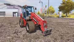 Weidemann 4270 CX 100T v3.0 for Farming Simulator 2013