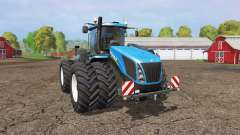 New Holland T9.565 twin wheels for Farming Simulator 2015