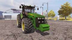 John Deere 8430 v2.5 for Farming Simulator 2013