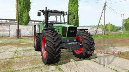Fendt Favorit 916 Turboshift for Farming Simulator 2017