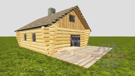 Log house for Farming Simulator 2015