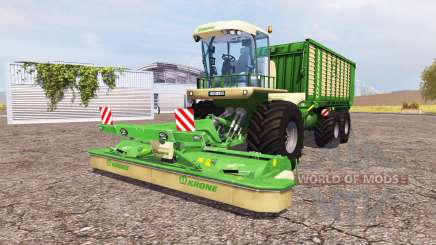 Krone BiG L 500 Prototype for Farming Simulator 2013