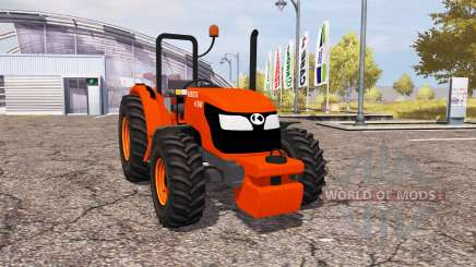 Kubota M7040 for Farming Simulator 2013