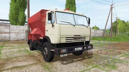 KAMAZ 43253 ZSK for Farming Simulator 2017