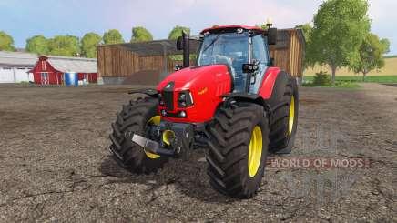 Lamborghini Mach 230 T4i VRT red edition for Farming Simulator 2015