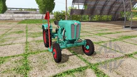 Kramer KLS 140 for Farming Simulator 2017