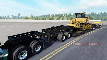 Fontaine Magnitude 55L Komatsu v1.1 for American Truck Simulator