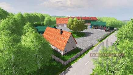 Flowers Stadt v2.0 for Farming Simulator 2013